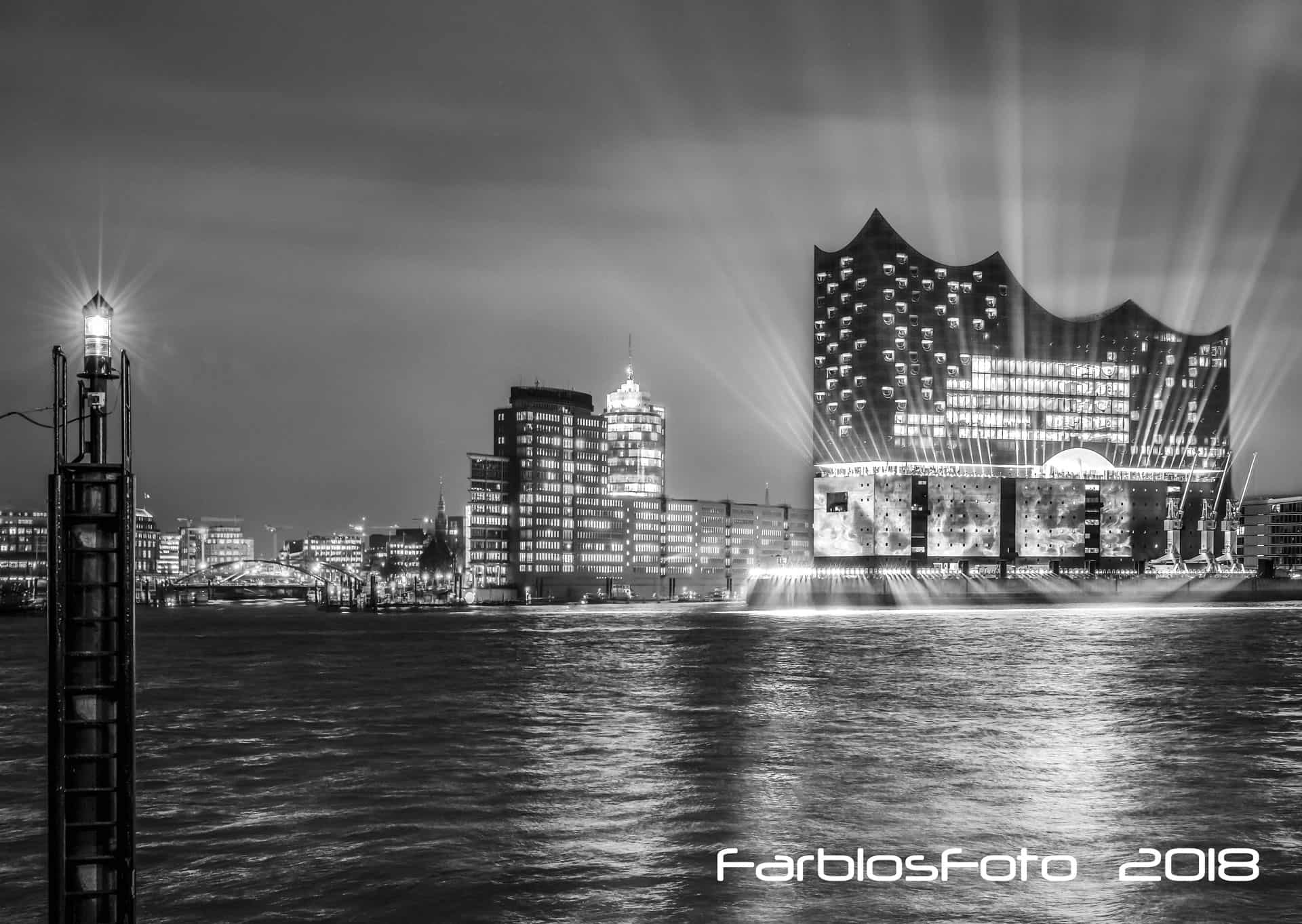 Kalender - FarblosFoto 2018