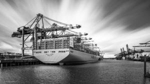 Munich Maersk in Hamburg
