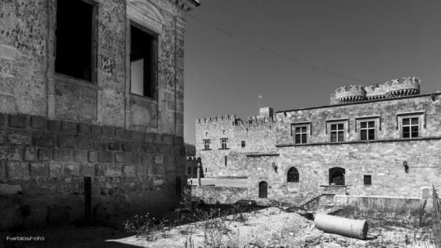 Rhodos Altstadt