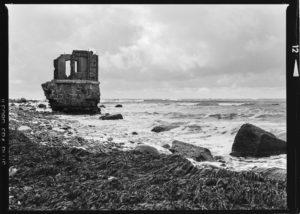 Peilturm Kap Arkona | Mamiya M645 1000s | Ilford FP4