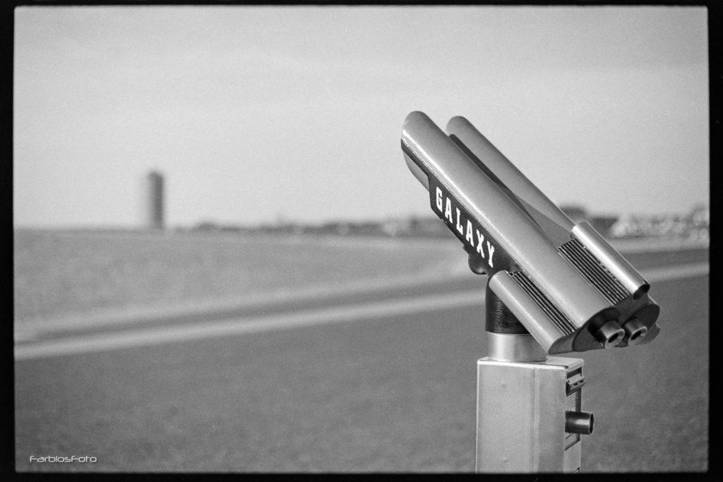Büsum - Aufgenommen mit Canon EOS5 auf Ilford FP4